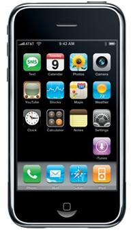 Обзор iPhone 1