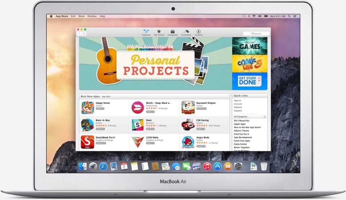 App Store для Mac