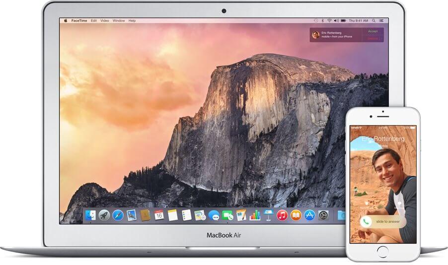 Особенности Mac OS X