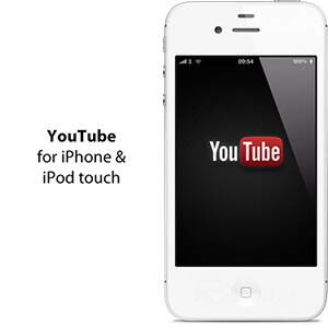 обзор YouTube для iPhone