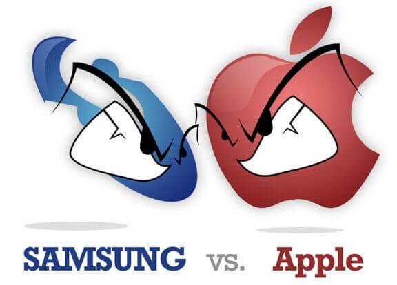 Apple снижает объемы заказов комплектующих у Samsung