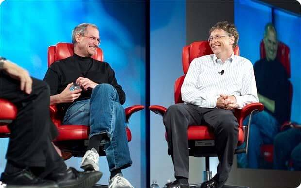 Запрет Apple продуктов в семье Гейтса