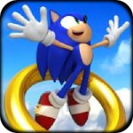 Игра Sonic Jump для iPhone