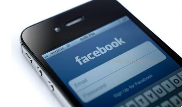 Приложение Facebook iPhone скачать
