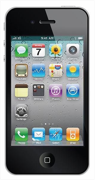 Полный обзор iPhone 4 16Gb