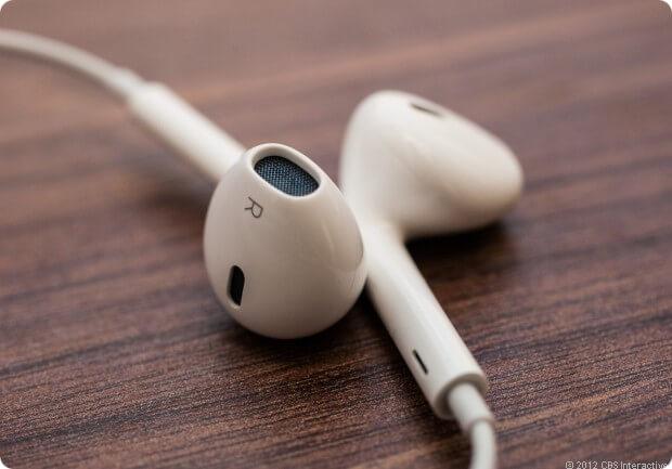 Обзор Earpods для iPhone 5 и iPod 5
