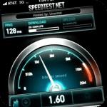Speed Test for iPhone — Измеряем скорость интернет-соединения