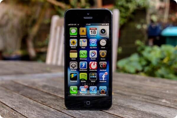 Обзор Apple iPhone 5 - внешний вид, 16, 32, 64 Gb