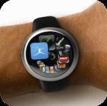 Концепт часов Apple iWatch