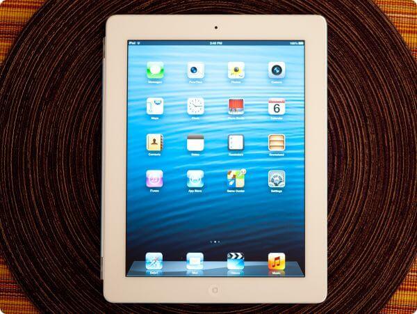 Видео обзор iPad 4 128Gb: Retina, технические характеристики и цена