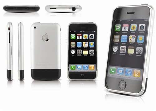 Первый iPhone 1 (2G) цена