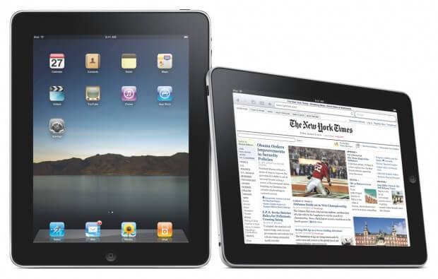 Планшет Apple iPad 1 прошивка, цена и где купить
