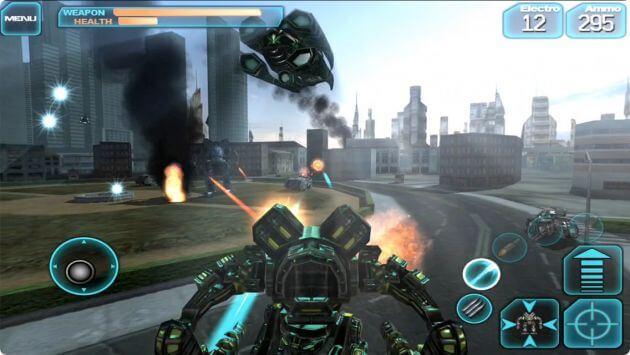 Скачать Mech Pilot для iPhone и iPod Touch
