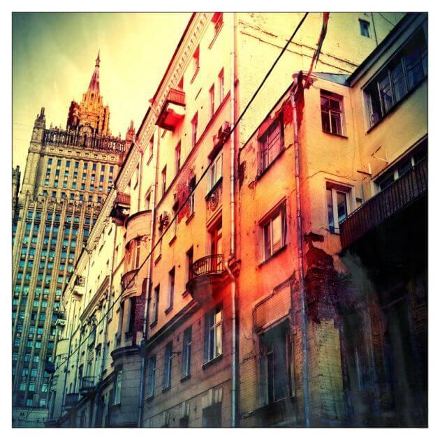 iPhoneography - Древний город
