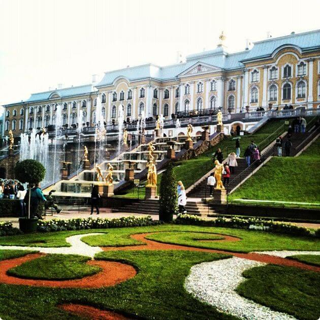 Сад - фото снятое на iPhone