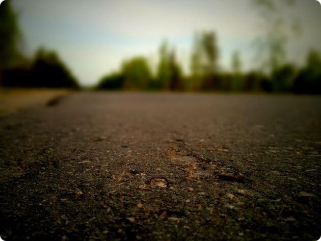 Айфонография - Дорога, выбоины