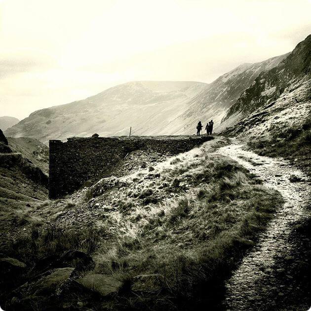 Скелястий путь