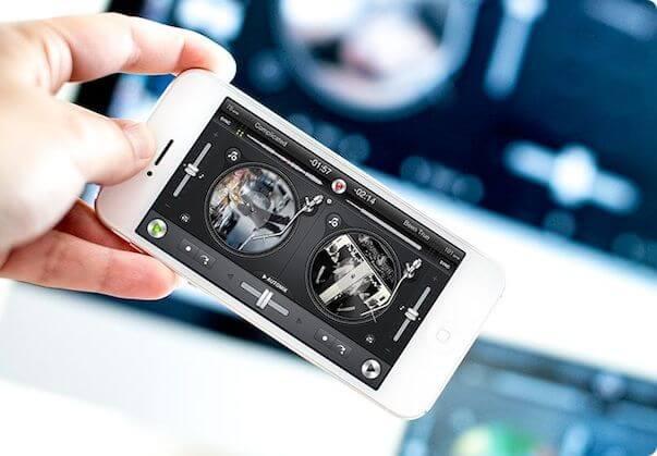 Скачать Djay для iPhone и iPod Touch