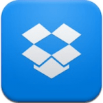 Приложение Dropbox для iPad