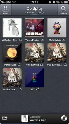 Скачать Ecoute для iPhone и iPod