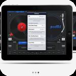 Приложение PodDJ для iPad