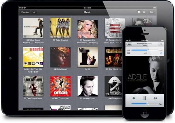 Files App iPad