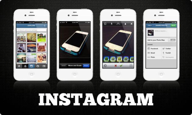 Instagram для iPhone