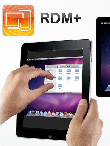 Удаленное управление компьютером при помощи iPad