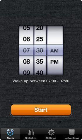 Sleep Cycle для iPhone 1