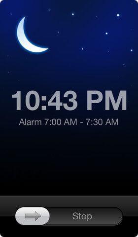 Sleep Cycle для iPhone 2