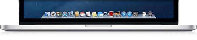 Новая страница об OS X