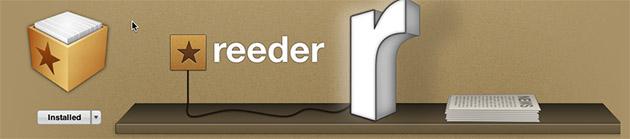 Reeder Mac
