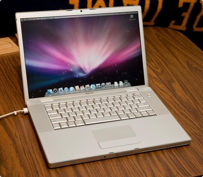 Обзор MacBook Pro