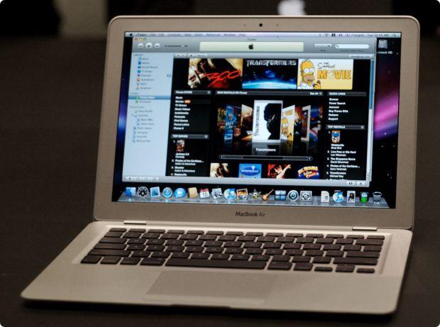Apple MacBookAir1,1 и MacBookAir2,1