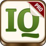 IQ Pro iPhone iPad