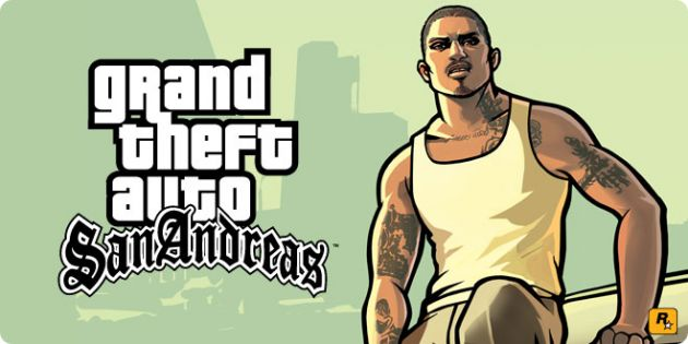 GTA San Andreas для Mac