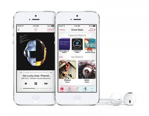 Apple представила iTunes Radio
