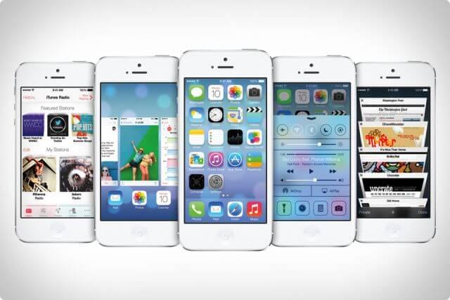 Скачать iOS 7 beta 2