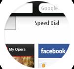 Браузер Opera Mini для iPhone и iPod Touch