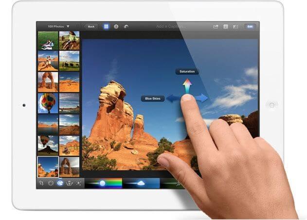 Где скачать iPhoto для iPad