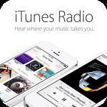 Сервис iTunes Radio — интернет-радио от компании Apple