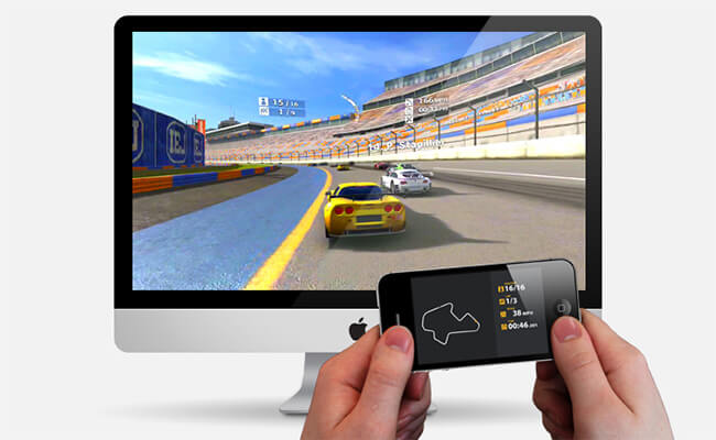 Real Racing 2 для Mac