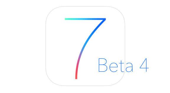 Что нового в iOS 7 beta 4 для iPhone, iPad и iPod Touch