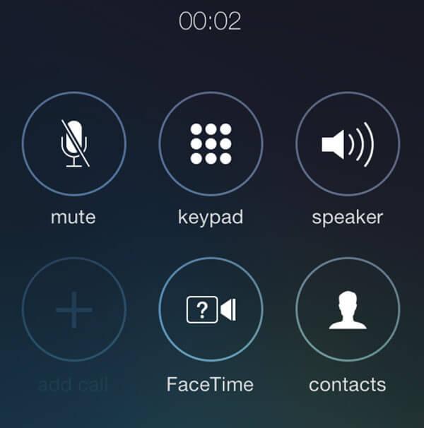 Новые иконки при звонке