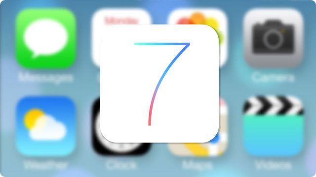 Скачать iOS 7 GM на iPhone, iPad и iPod Touch