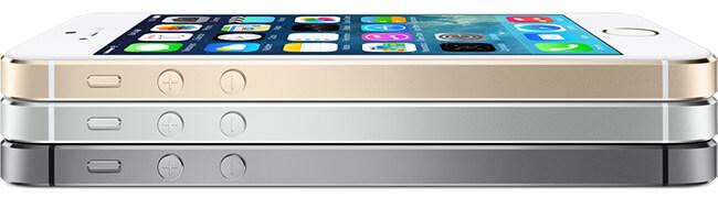 Логотип iPhone 5s