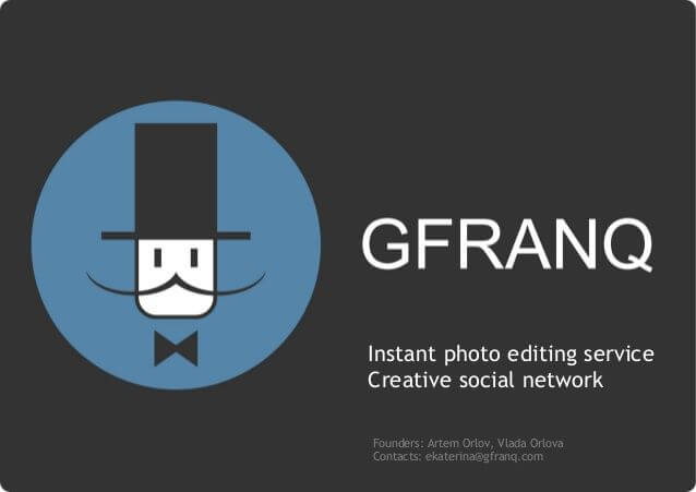 Gfranq для iPhone