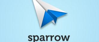Sparrow for Mac