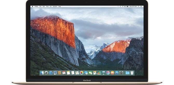OS X El Capitan Recovery
