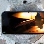 iphone x видео